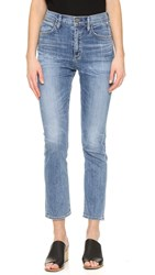 Gold Sign Glenn High Rise Ankle Jeans Celia