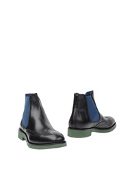 Doucal's Ankle Boots Black