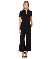 Red Valentino Tuta Jumpsuit Nero Women's Jumpsuit And Rompers One Piece Black