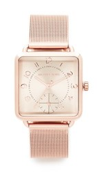 Michael Kors Brenner Watch Rose Gold