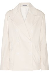 Tomas Maier Cotton Corduroy Jacket White