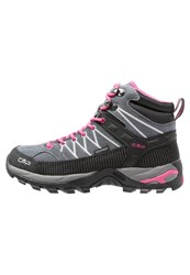 Cmp Rigel Mid Wp Walking Boots Grey