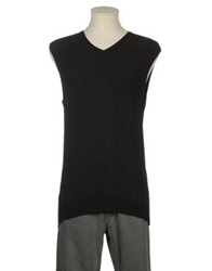 Become Sweater Vests Black