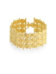 Elizabeth And James Sullivan Reeves Cuff Yellow Gold