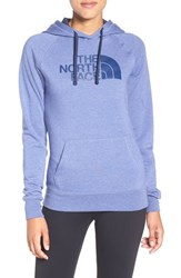 The North Face Women's 'Half Dome' Hoodie Coastal Fjord Blue Heather