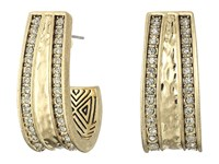 House Of Harlow Helicon Statement Earrings Gold Earring