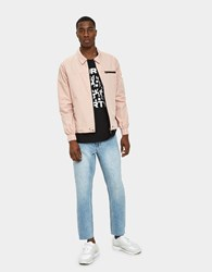 Native Youth Limmen Coach Jacket In Pink