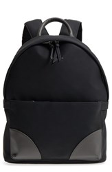Ted Baker London Passed Faux Leather Backpack Black