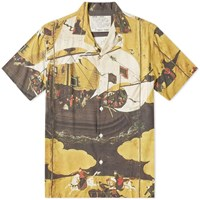 Portuguese Flannel Japan 1543 Vacation Shirt Yellow