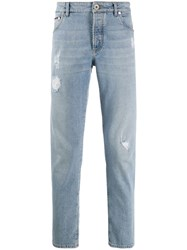 Brunello Cucinelli Distressed Detail Jeans 60