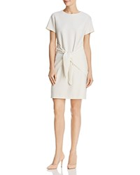 Dylan Gray Tie Front Dress Ivory