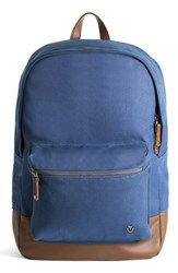 Vessel 'S Refined Backpack Blue Navy