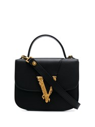 Versace Virtus Dual Carry Bag Black