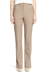 Women's Lauren Ralph Lauren Stretch Twill Flare Leg Pants