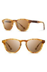 Shwood Men's 'Francis' 49Mm Sunglasses