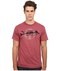 O'neill Sushi Roll Tee Heather Wine Men's T Shirt Brown
