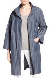 Eileen Fisher Women's Organic Cotton Blend Coat