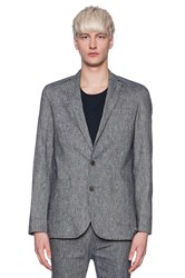 Shades Of Grey Sport Coat Navy