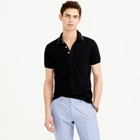 J.Crew Slim Tipped Polo Shirt