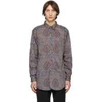Engineered Garments Multicolor Century Paisley Shirt