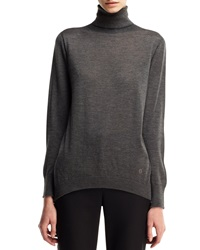 Balenciaga Long Sleeve Cashmere Turtleneck Tunic