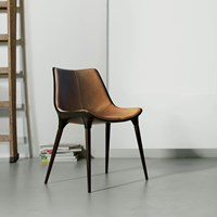 Modloft Langham Leather Dining Chair