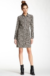 Zoa Princess Line Shirtdress Multi