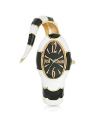 Just Cavalli Poison Jc 3H Black Stainless Steel Dial Women's Watch