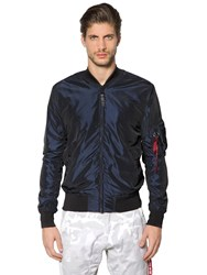 Alpha Industries Ma 1 Lw Iridium Slim Bomber Jacket