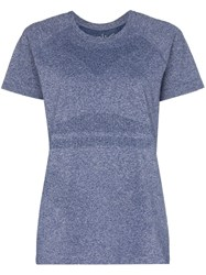 Lndr Quest Performance T Shirt Blue