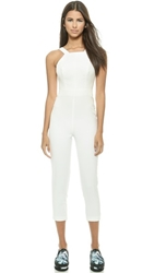 Aq Aq Thriller Jumpsuit Cream