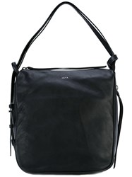 Dkny Hobo Convertible Bag Black