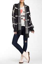 Wildfox Couture Marianne Knit Cardigan Black
