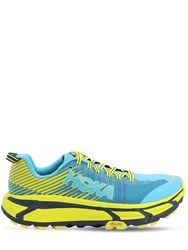 Hoka One One Mafate Evo 2 Running Sneakers Blue