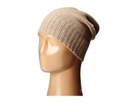 Hat Attack Cashmere Slouchy Taupe Beanies