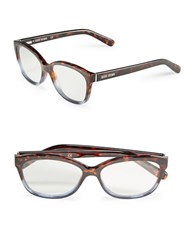 Bobbi Brown 54Mm Mulberry Reading Glasses Tortoise Brown
