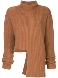 Ellery Vallauris Sweater Brown