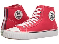 Pf Flyers Center Hi Red Shoes