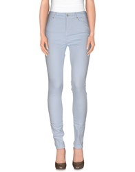 Paul By Paul Smith Trousers Casual Trousers Women Sky Blue