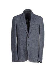 Yoon Suits And Jackets Blazers Men Grey