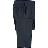Chester By Chester Barrie Wool Cashmere Suit Trousers Regular Fit Navy