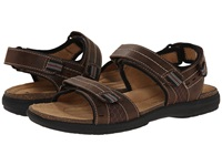 Clarks Un.Bryman Sun Brown Leather Men's Sandals