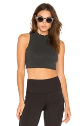 Free People Courage Tank Black