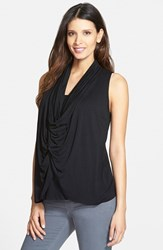 Women's Maternal America Draped Maternity Nursing Top