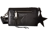 Marc Jacobs Star Patchwork Crossbody Black Multi Cross Body Handbags
