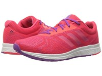 Adidas Mana Bounce Shock Red Solar Red White Women's Running Shoes