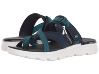 Skechers On The Go 400 Discovery Navy Women's Sandals