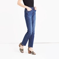 Madewell Cruiser Straight Jeans In Lana Wash