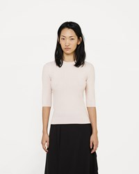 Acne Studios Iza Rib Knit Top