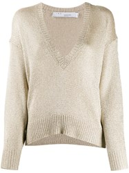 Iro Oversized V Neck Jumper 60